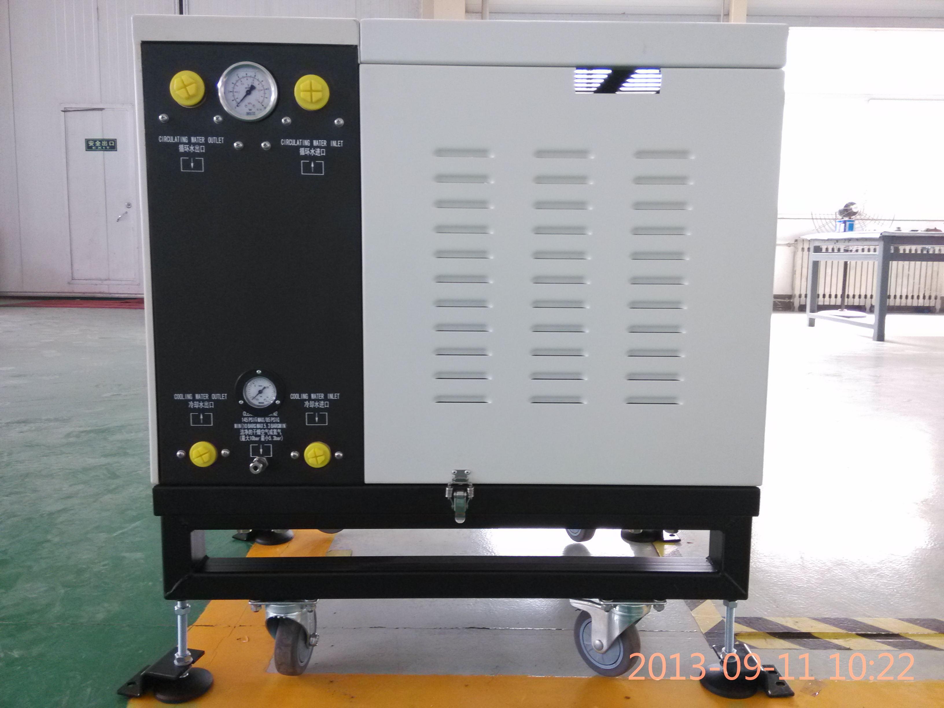 水-水热交换系统